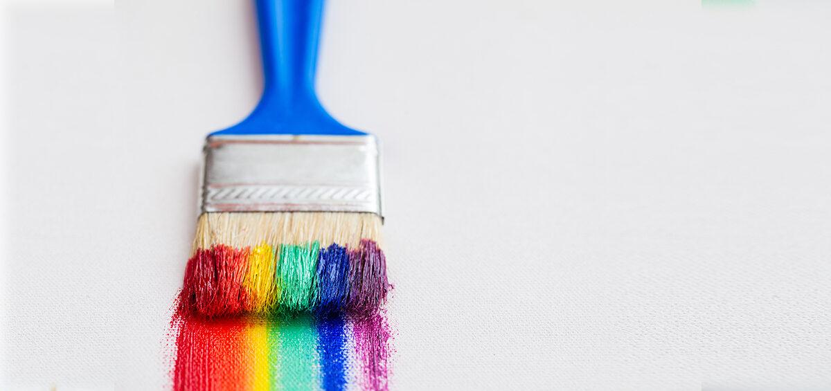 Τι χρώμα να βάψω το σαλόνι μου